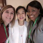 Andrea, Yanlin & Linda